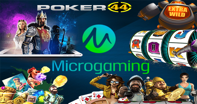 Game Slot Microgaming Terpopuler